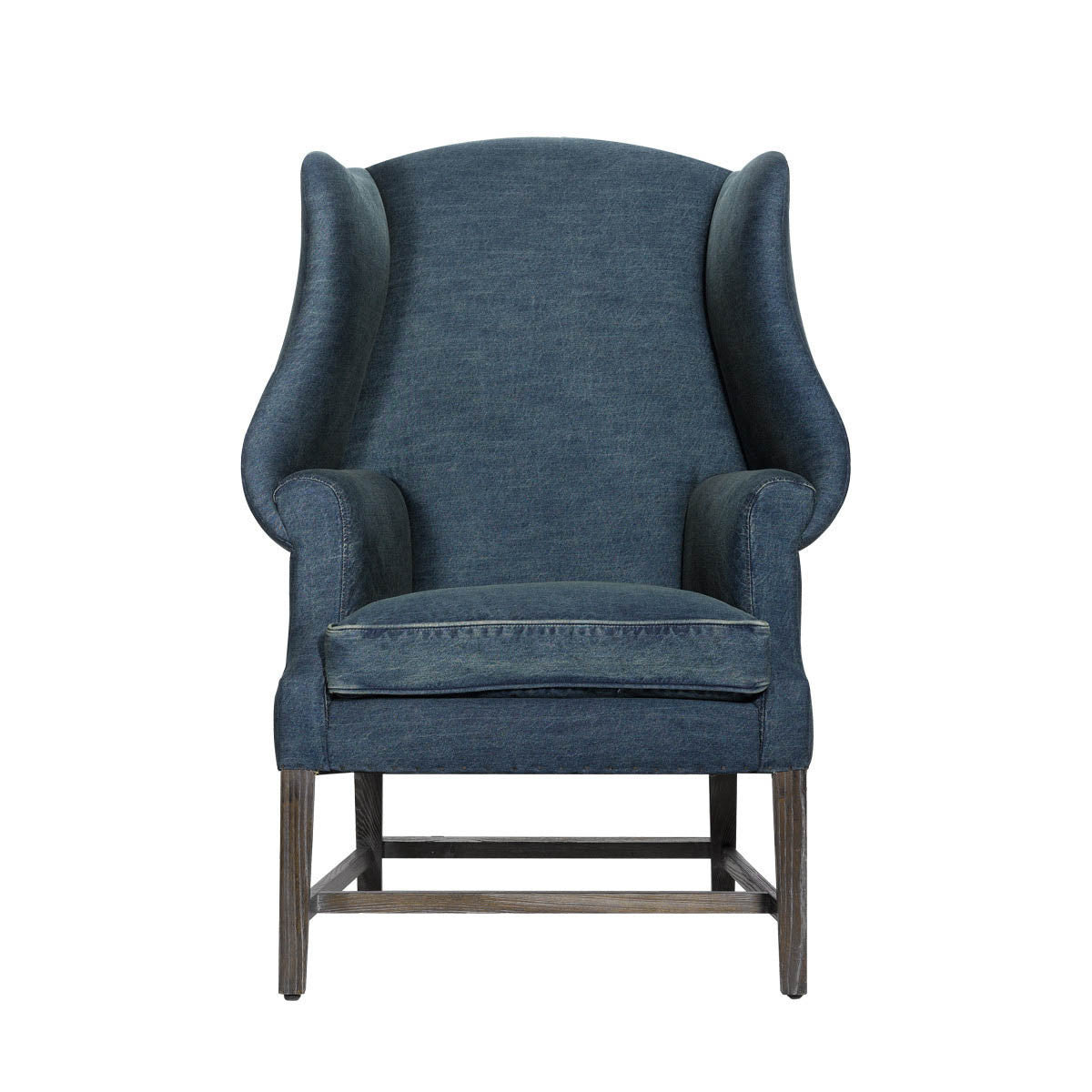 Curations Limited New Age Denim Chair