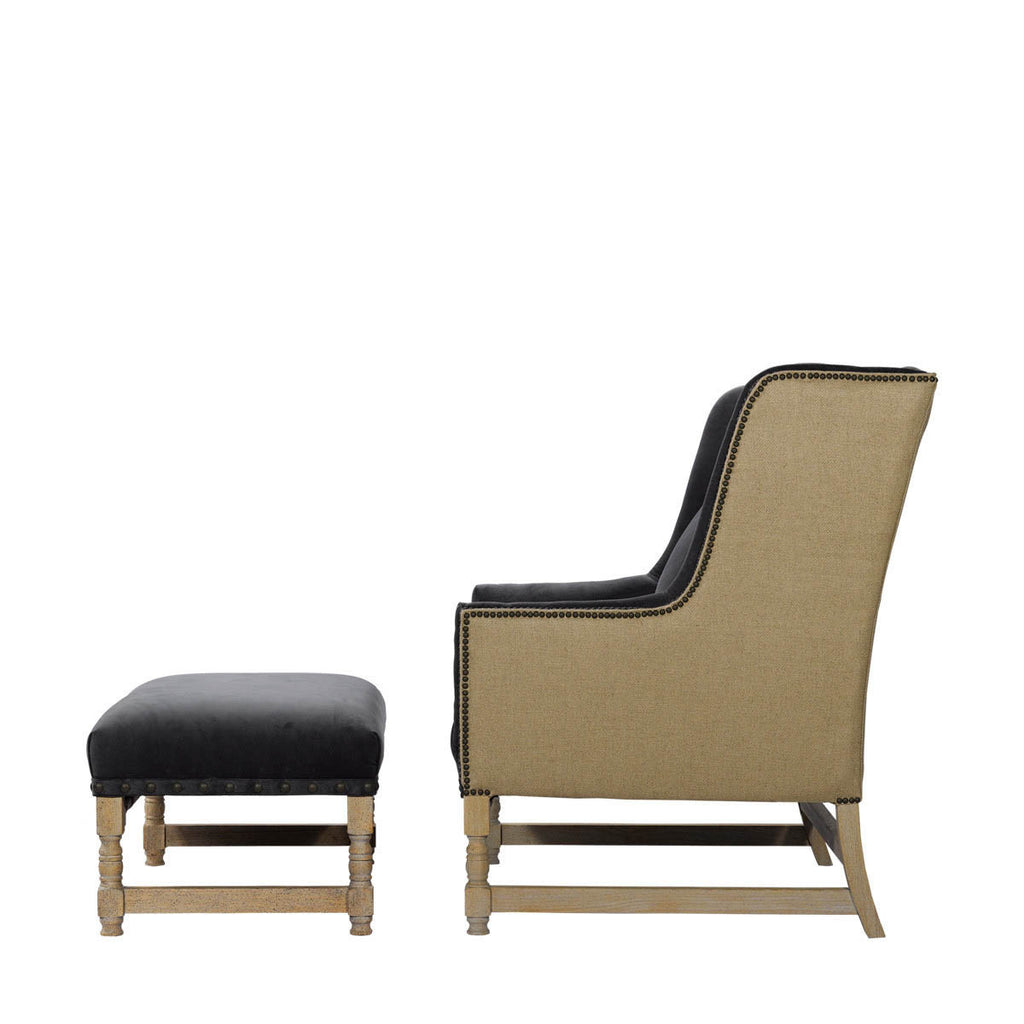 Curations Limited Antwerpen Armchair