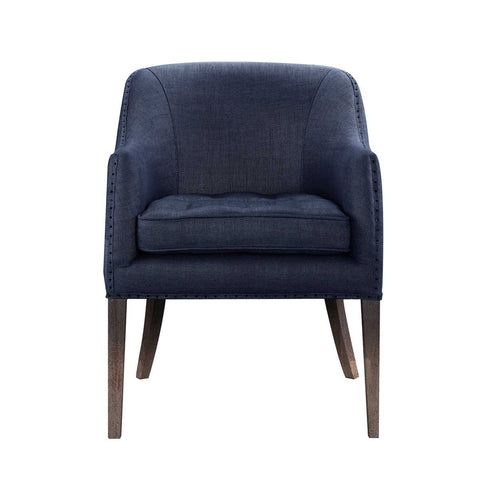 Curations Limited Ralf Linen Chair