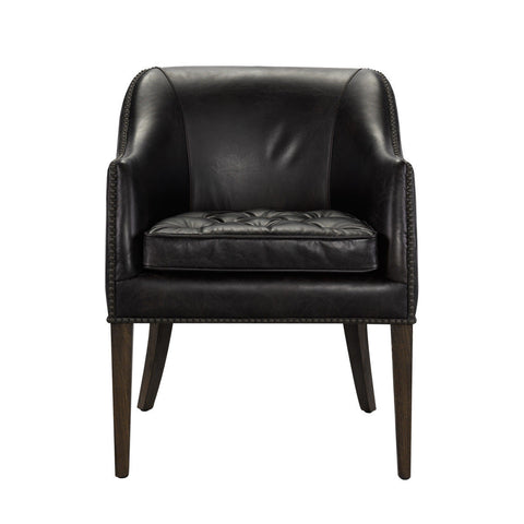 Curations Limited Ralf Leather Chair