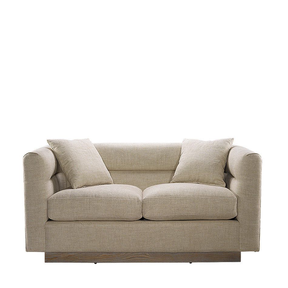 Avington Linen Sofa