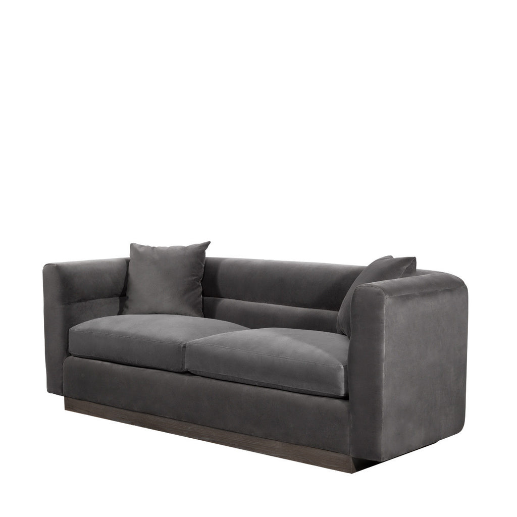 Curations Limited Avington Velvet Sofa