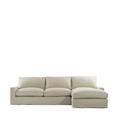 Curations Limited Mons Upholstered Sectional