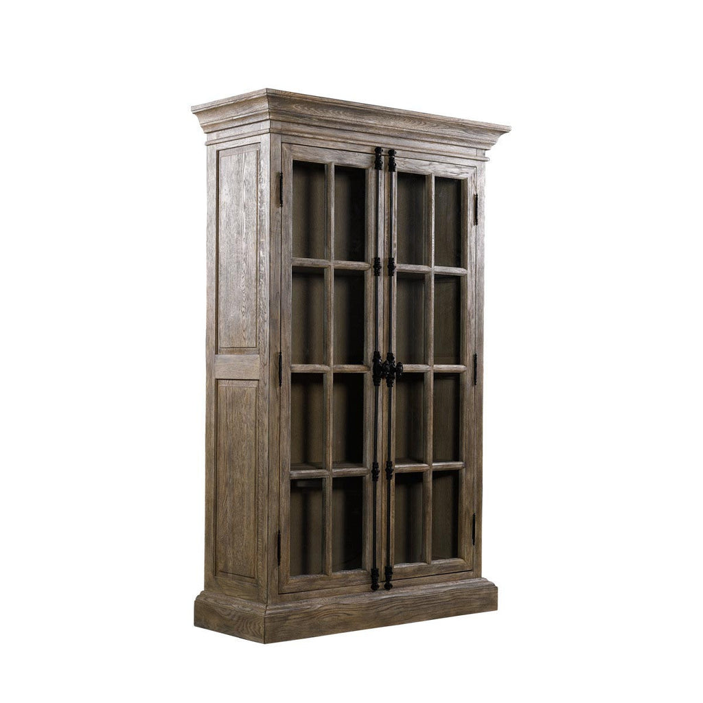 Curations Limited Old Casement Cabinet