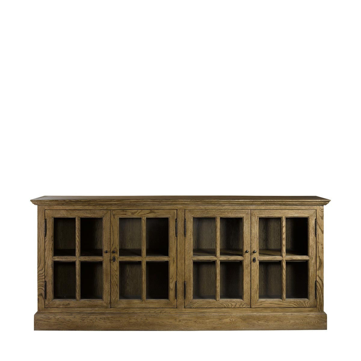 Curations Limited Franklin Large Media Cabinet