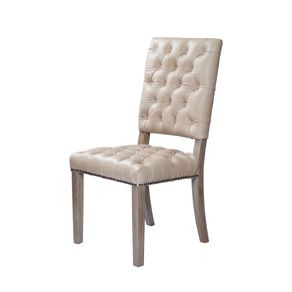 Curations Limited Chambery Leather Chair