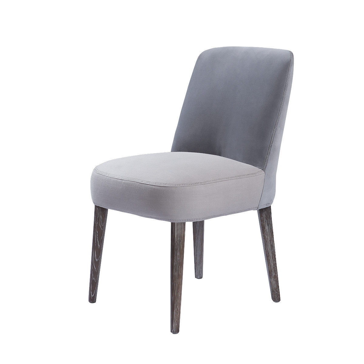 tessa chair velvet spectra occassional products gray home
