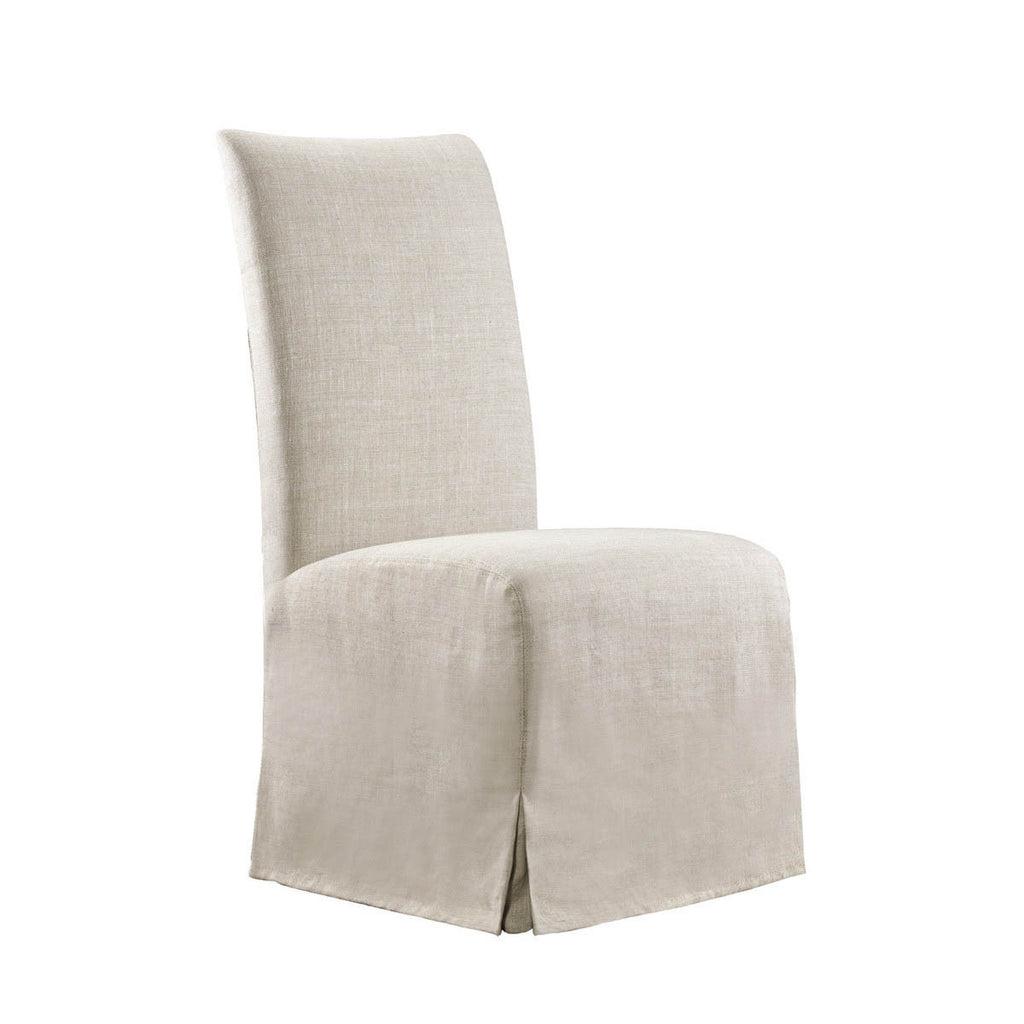Curations Limited Flandia Slip Covered Chair