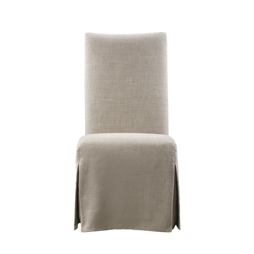 Curations Limited Flandia Slip Skirt Chair