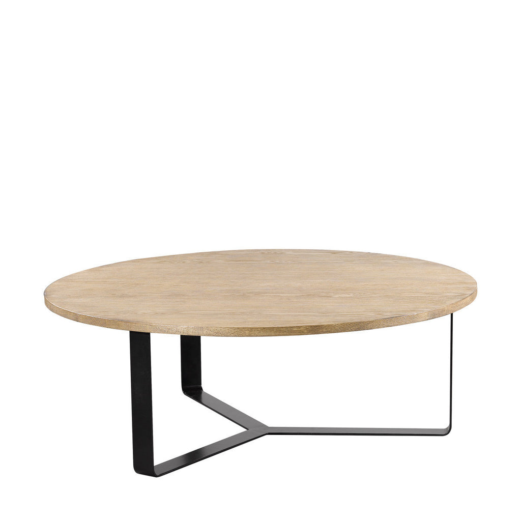 Curations Limited Gap Round Coffee Table