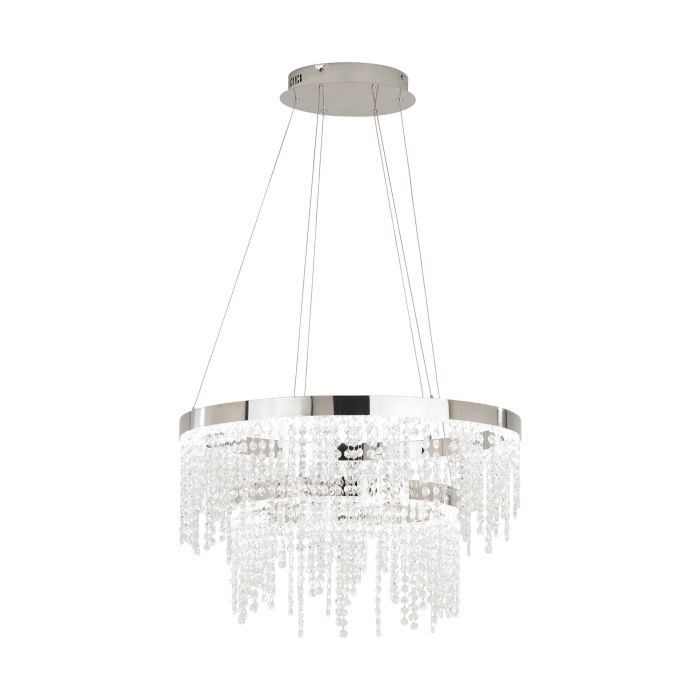 Antelao LED Double Ring Pendant
