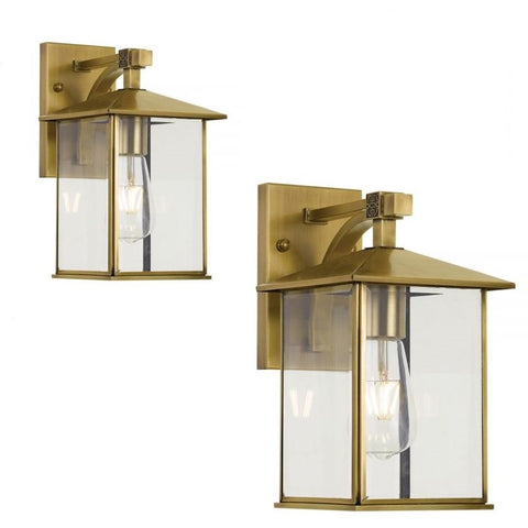 Coby SOLID BRASS Exterior