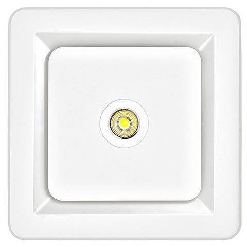 Tetra II Exhaust Fan & LED Light