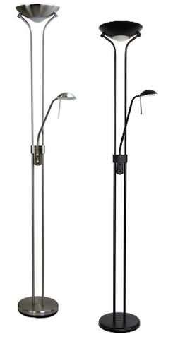 Alena LED Floor Lamp