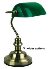 Bankers TOUCH Table Lamp