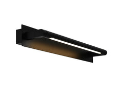 Coral LED Vanity Light - Black