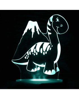 Dinosaur Night Lamp
