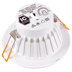 Colour changing LED downlight