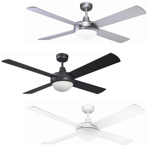 "*52"" Lifestyle Fan with 2x ES Light"