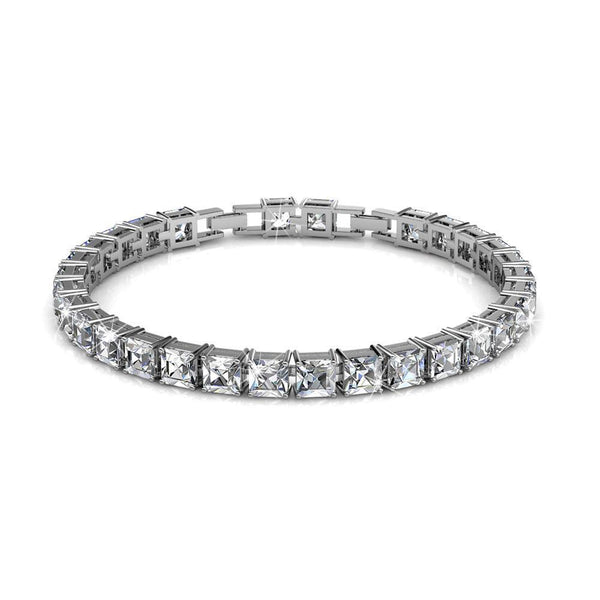 056fc45ffc0d8b Alysa Tennis Bracelet Ft. Crystals From Swarovski – krystal Couture