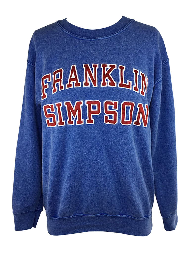 Vintage Franklin Simpson Sweatshirt S0561