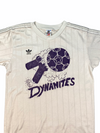 Vintage Adidas Dynamite Soccer Jersey T0558