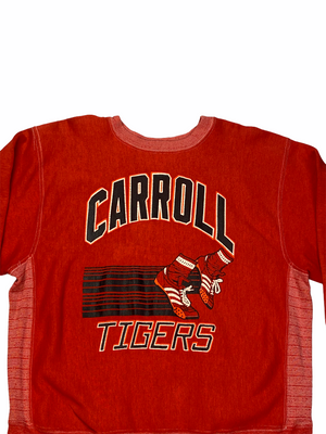 Vintage Carroll Tigers Graphic Pullover S0488