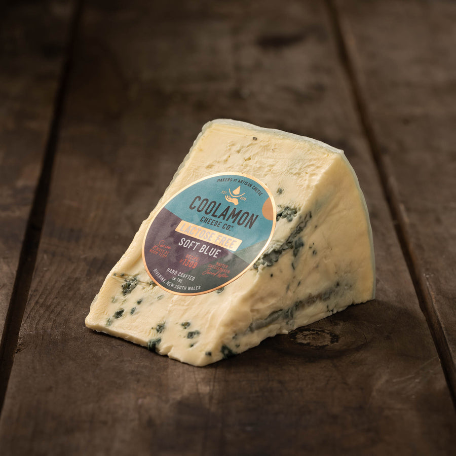 LACTOSE FREE SOFT BLUE ARTISAN CHEESE