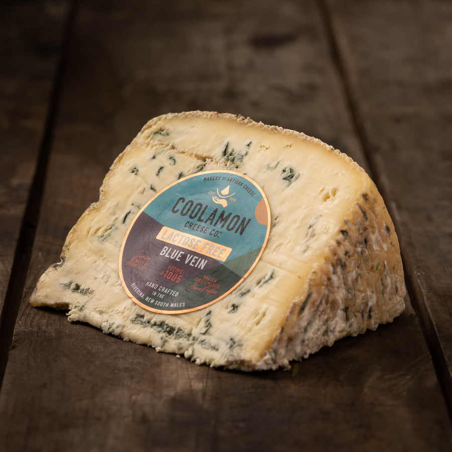 LACTOSE FREE BLUE VEIN ARTISAN CHEESE
