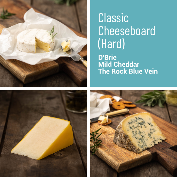 Coolamon Cheese Co., Coolamon Cheese, Artisan Handmade, Lactose-Free, Lacotse, Handcrafted Cheese, Riverina Milk, NSW Cheese, Cheap Cheese Hamper, Cheese hamper, Cheese pack, Cheeseboard, Cheese board, Gift pack, lactose free, Australian cheeses, classic cheeseboard hard cheeses