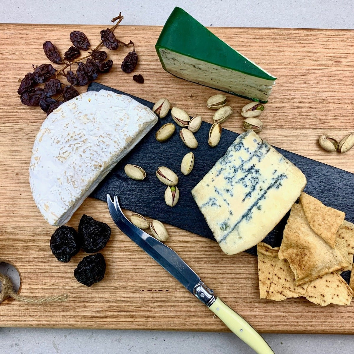 Artisan cheese board, coolamon cheese, riverina milk, buy from the bush