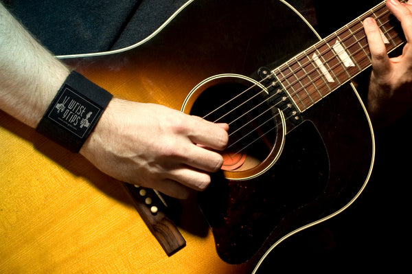 Wrist Grips and Pretty Acoustic Guitar