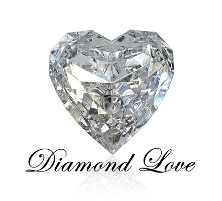 Diamond Love logo