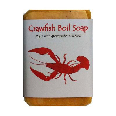 Crawfish Boil Soap