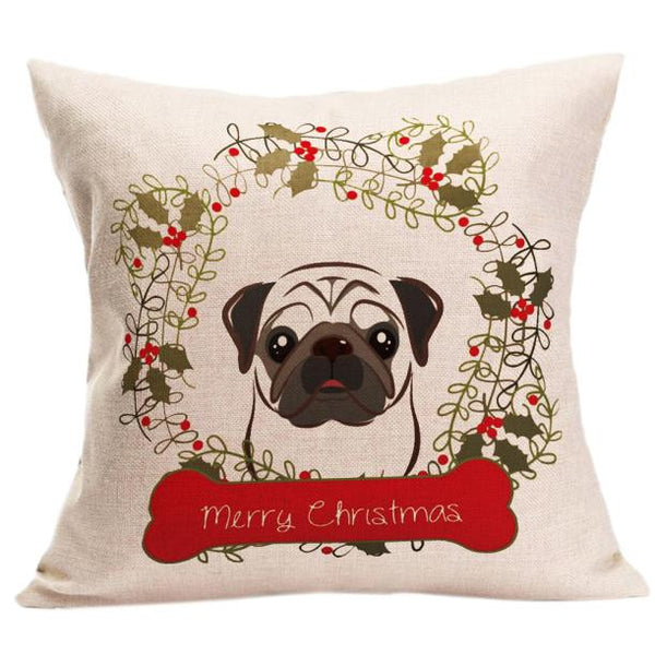 Christmas Pillow Case Cushion Cover