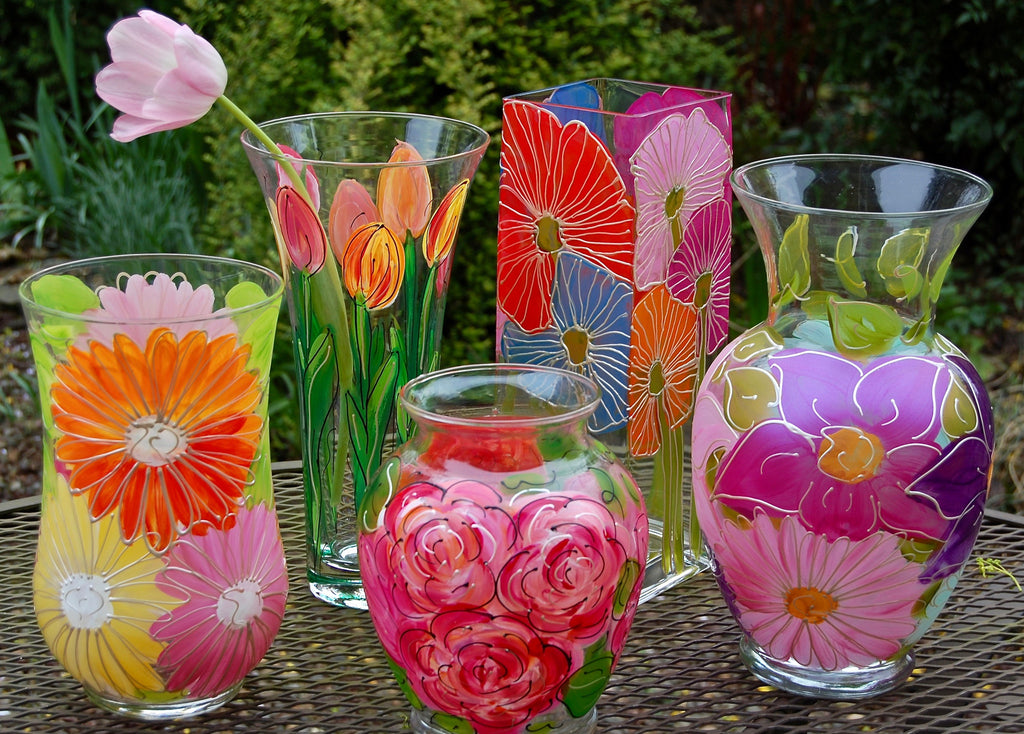 Mother's Day Vase Promotion