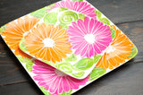 Floral  Gerber Daisy Pink & Orange Collection