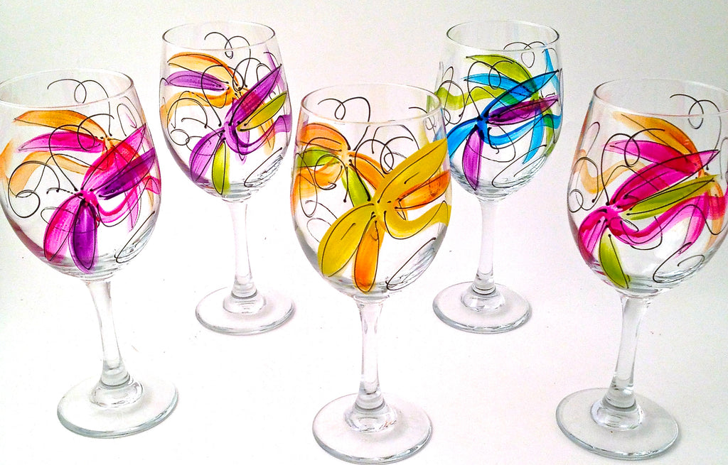 "BOSO 50%  ""Dragonfly"" BUY A GLASS, SEND A GLASS - VIRTUAL HAPPY HOUR!"