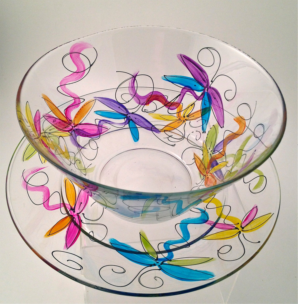 Dragonfly Serving Ware