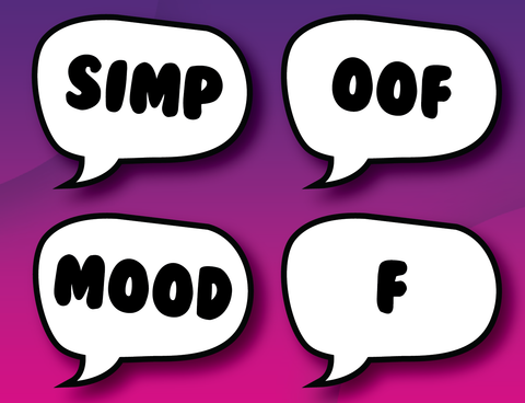 Speech Bubble Pack #1