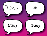 Speech Bubble Pack #4