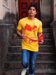 Take Away - Yellow Tee