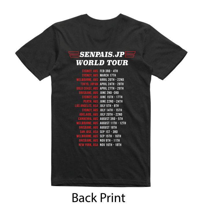 SENPAIS.JP WORLD TOUR