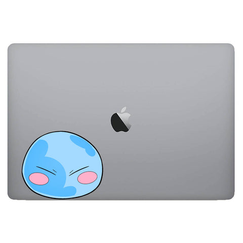 Vinyl Decal of Slime Ball from That Time I Got Reincarnated as a Slime on Laptop