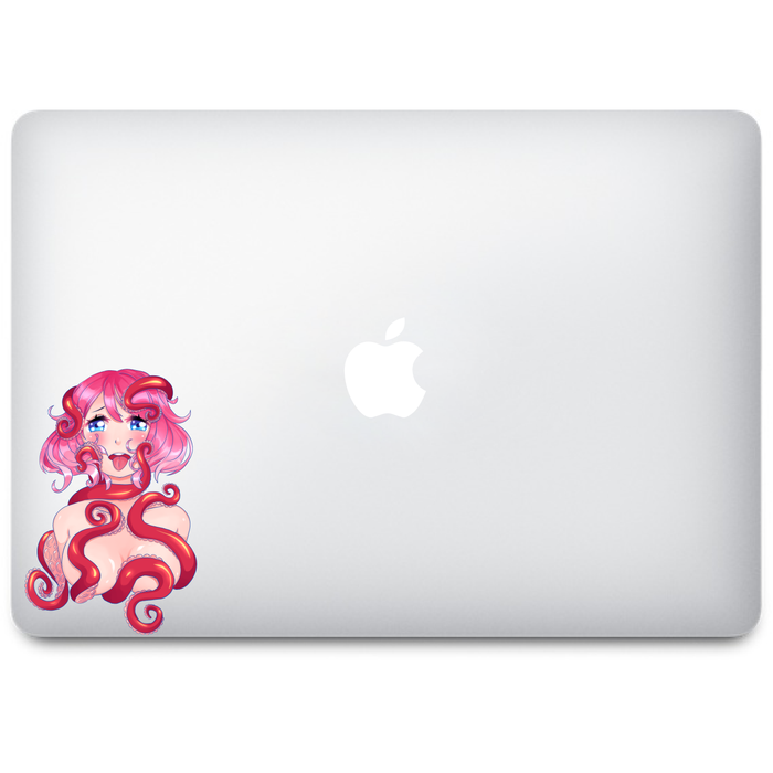 Vinyl Decal - Tentacle Fun - Meme Chan
