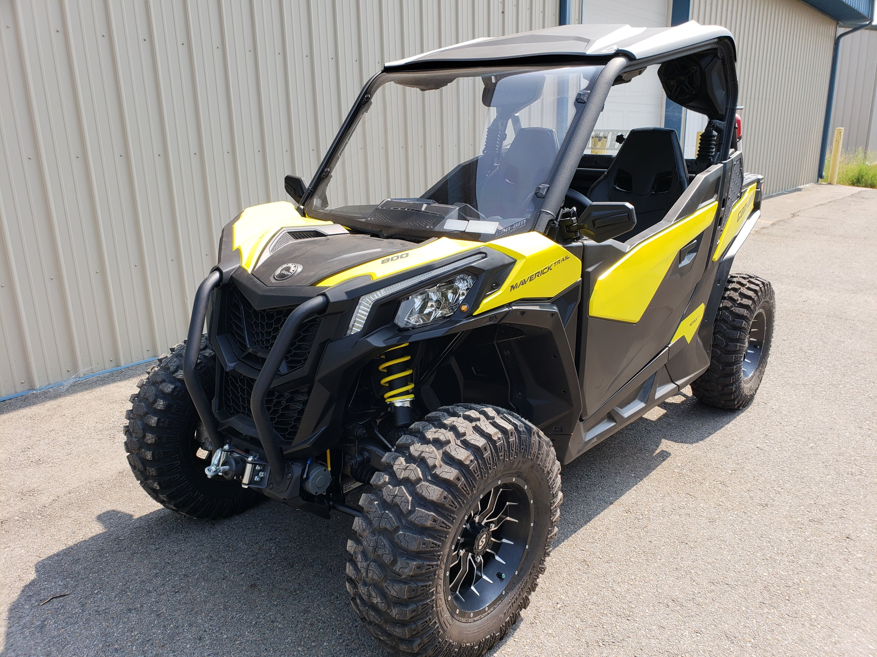 Plug and Play Turn Signal Kit for Can-Am Maverick Trail / Sport. Hand Trail Utv Wiring Diagram on