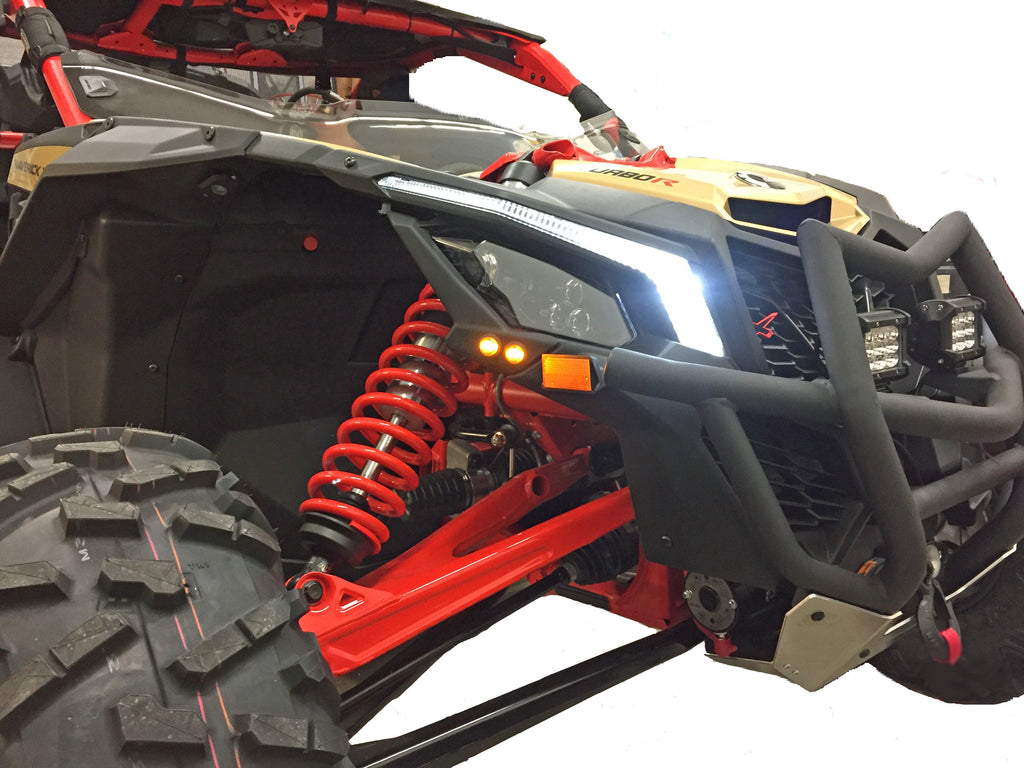 Plug and Play Turn Signal Kit for Can-Am X3