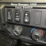 Plug and Play Turn Signal Kit for 2013 - 2019 Polaris Ranger Full Size - Corbin Custom Works LLC