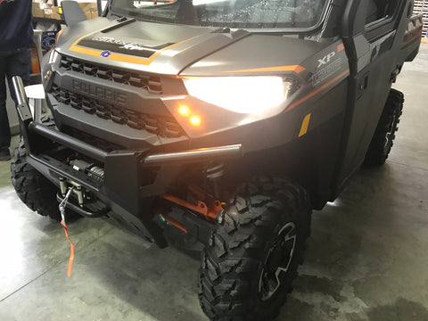 Plug and Play Turn Signal Kit for 2013 - 2019 Polaris Ranger Full