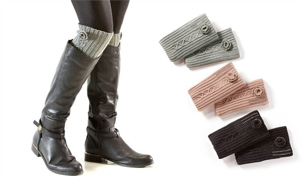 Boot Cuffs - Your Dream Boutique